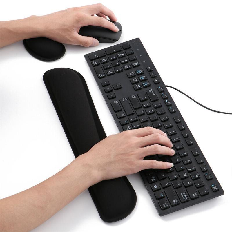 Support Anti Slip Laptop Parts Mice Mouse Mat Set Pads