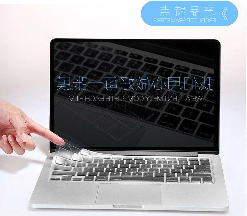 CooSkin TPU Keyboard Protector Guard Cover for Dell XPS 13-9
