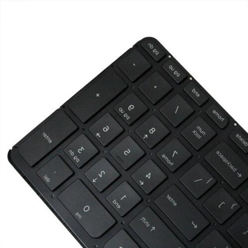 US Layout Keyboard HP Pavilion 15-p047nr 15-p049nr 15-p043nr