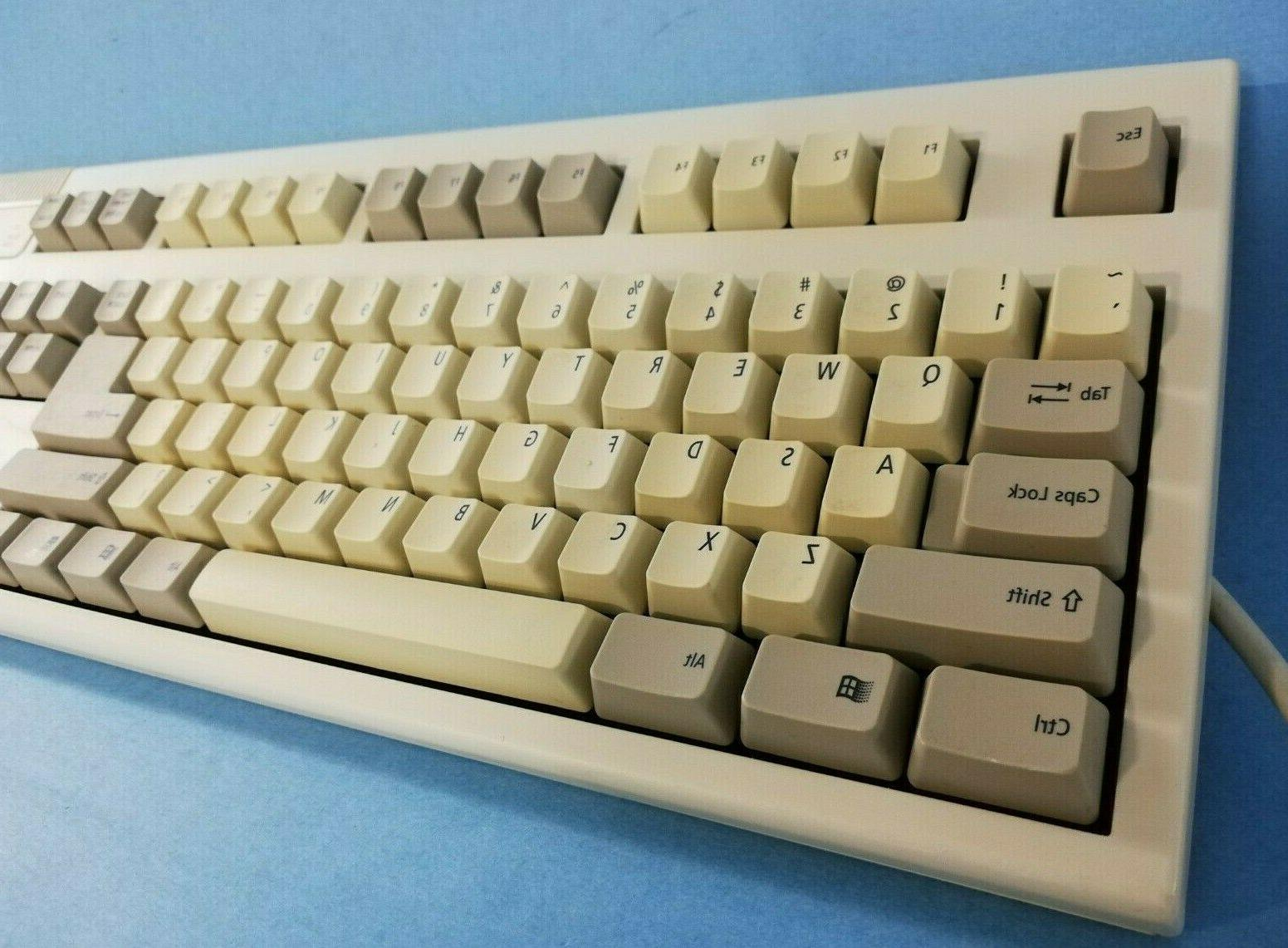 Vintage ACER Model: 6511-AW CLICKY KEYBOARD PS2