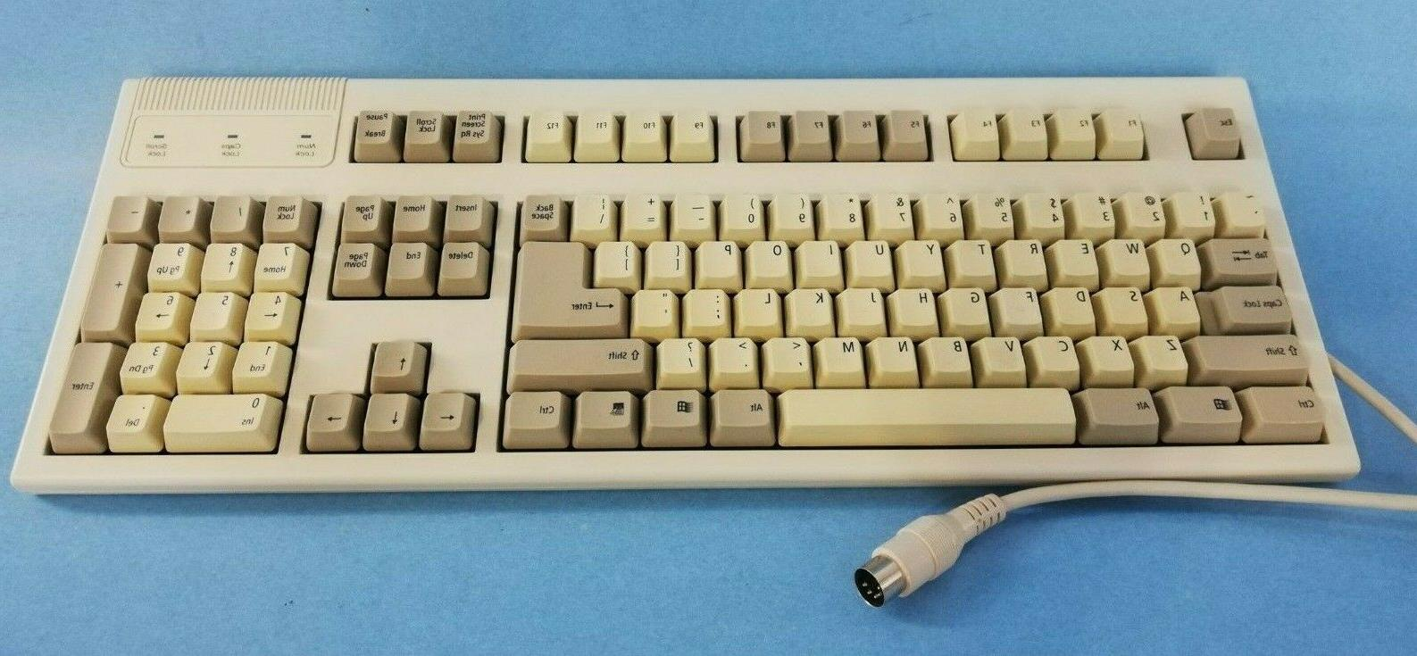 vintage model 6511 aw clicky mechanical keyboard