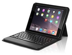 ZAGG Messenger Folio Case Black For iPad Pro 9.7 Island-Styl