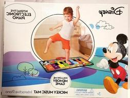 Disney Mickey Mouse Music Dancing Mat Interactive Electronic