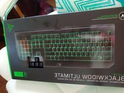 NEW Razer BlackWidow Ultimate Mechanical Switches Gaming Key