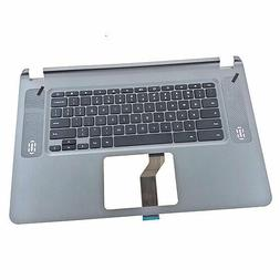 New Acer Chromebook CB3-531 CB3-532 Laptop Grey Upper Palmre