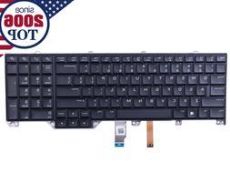 New Keyboard for ALIENWARE 17 R4 US  Backlit Black