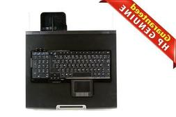 New HP TFT7600 1U Rackmount PS2 USB Keyboard W/Touch Pad AG0