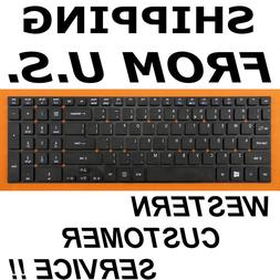 NEW US English layout keyboard Acer Aspire MS2394 Q5WV8 V5WC