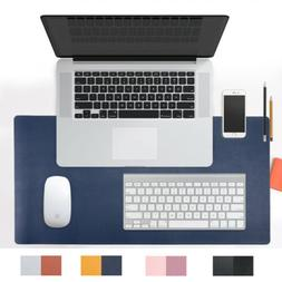 Large Office Computer Desk Mat Table Keyboard Mouse Pad Lapt