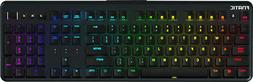 open box excellent streak wired gaming mechanical