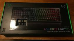 RAZER - Ornata Chroma Mecha -Membrane Keyboard With Wrist Re