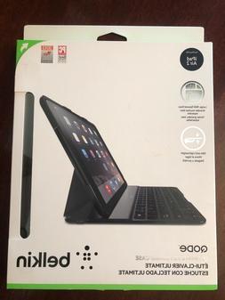 Belkin QODE Ultimate Keyboard Case iPad Air 2 / Ipad Pro 9.7