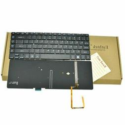 """Eathtek Replacement Keyboard with Backlit without Frame 14"""""""
