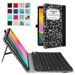 For Samsung Galaxy Tab A 8.0'' 2019 Case Stand Cover with Bl