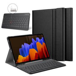 For Samsung Galaxy Tab S7 Plus 12.4'' 2020 Case Stand Cover