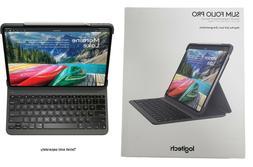 Logitech Slim Folio Pro Case Backlit Bluetooth Keyboard iPad