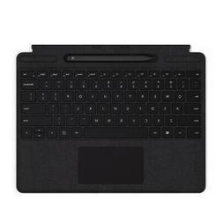Microsoft Surface Pro X Signature Keyboard with Black Slim P