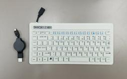 Too-Cool Small Format Water Proof Keyboard   by Man and Mach