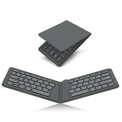 MoKo Universal Foldable Keyboard, Ultra-Thin Portable Wirele