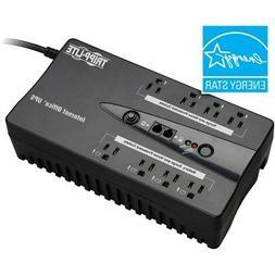 Tripp Lite UPS 550VA 300W Desktop Battery Back Up Compact 12