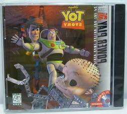 Video Game PC Disney Toy Story Interactive Power Play NEW SE