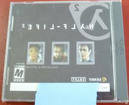Video Game PC Half Life 2 Collectors Edition NEW SEALED Jewe