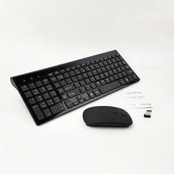 Wirles Mouse & Keyboard Combo 4 Acer Dell Lenovo HP Desktop
