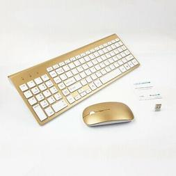 Wirles Mouse & Keyboard Combo Set for Acer Dell Lenovo HP De
