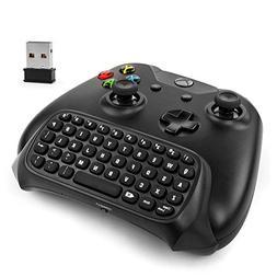 Xbox One Controller Keyboard - 2.4Ghz Wireless Mini Bluetoot