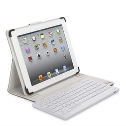 Belkin YourType Keyboard/Cover Case  for iPad - Gravel, Over